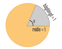 Definition radianer