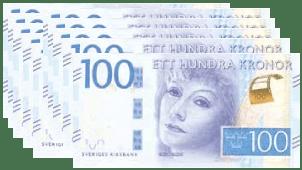 30 % av 1000 kr