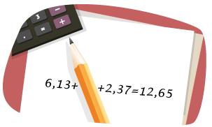 Saknat värde ekvation på skrivbord