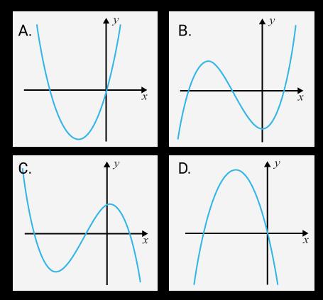 Grafer till polynomfunktioner