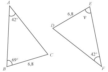 Kongruenta trianglar