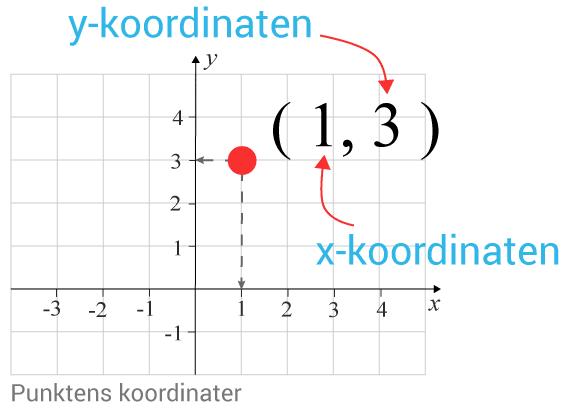 Koordinater