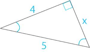Ratvinklig_triangel-okand-katet2