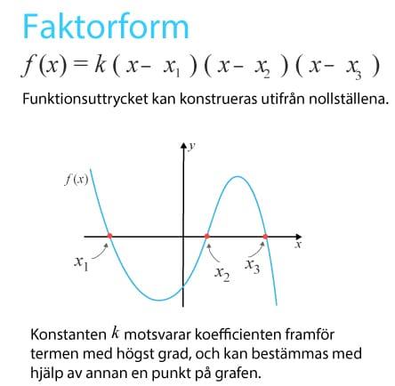 Faktorform