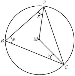 Bevis med Cirkel och trianglar