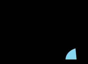 exempel 1 sinussatsen - bestäm vinkeln x