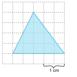 Exempel på triangelns area
