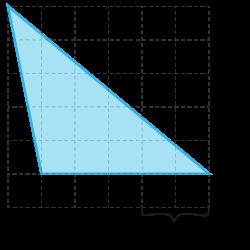 exempel på beräkning av triangelns area