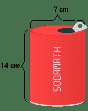 exempel volym cylinder