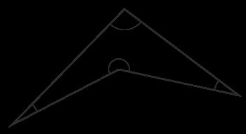 Exempel 2 vinkelsumma fyrhörning