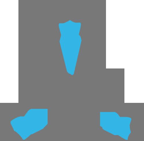likbent-triangel