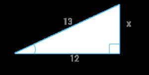 Exempeluppgift med pythagoras sats