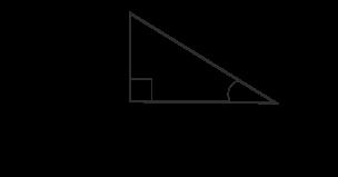 trigonometrikst samband för rätvinklig triangel