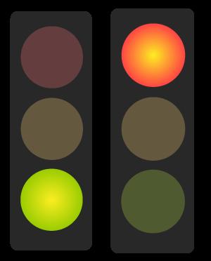 trafikljus-sannolikhet