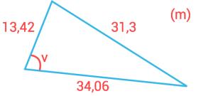 triangel-cosinussatsen