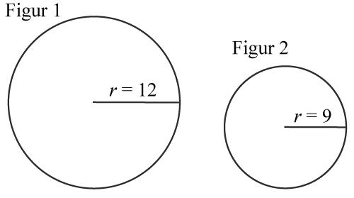 Två cirklar