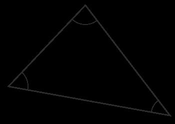 Vinkelsumma triangel